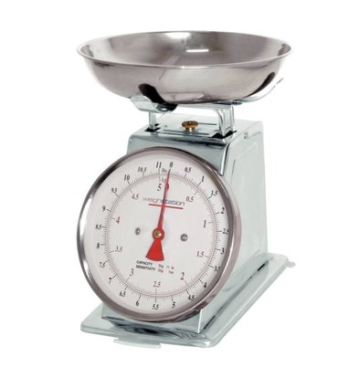 XXLselect Kitchen scales - 3 sizes