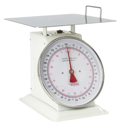 XXLselect Extra large platform scale - 100kg