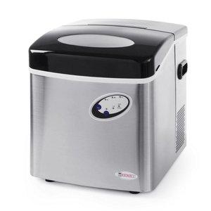 Hendi Ice Machine Hendi - three adjustable sizes - 15 kg / 24h - RVS MODEL!