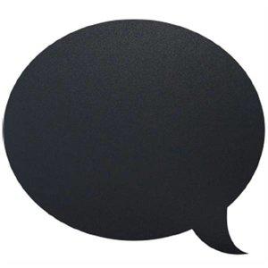 Securit Silhouet Wandkrijtbord Bubbel Incl. Krijtstift