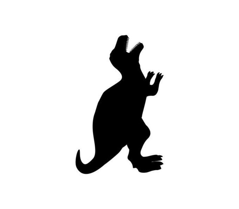 Securit Silhouet Wandkrijtbord Dino Incl. Krijtstift