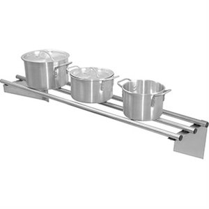 XXLselect Stainless steel rod with three Pipes - CHOICE OF 2 DIMENSIONS