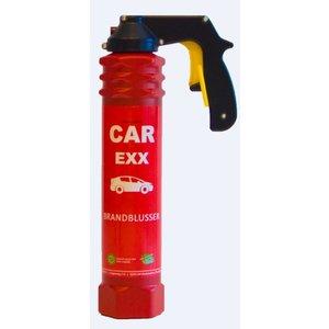 XXLselect Extinguisher in the car - Spray Foam - Fire class A, B & F