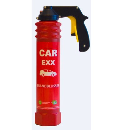 XXLselect Extinguisher in the car - Spray Foam - Fire class A, B & F