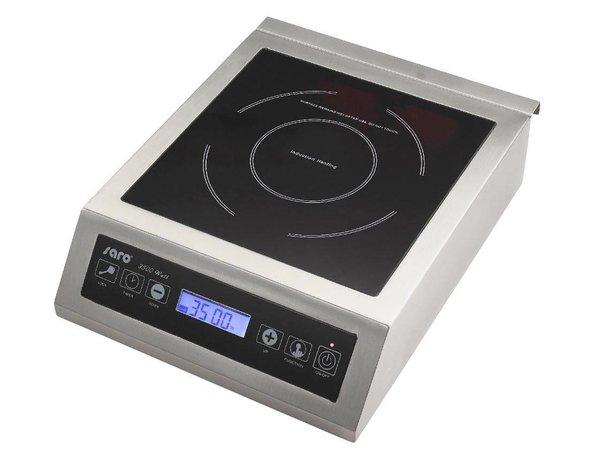 Saro Induction Cooking Plate Model NATASCHA
