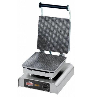 Neumarker Stroopwafelijzer - Voor Braderieën Markten en Winkels - 300x320x(h)300mm - 2200W