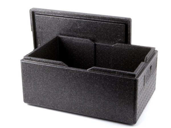 Hendi Thermobox | 80 Liter | With Handles | 685x485x (H) 360mm