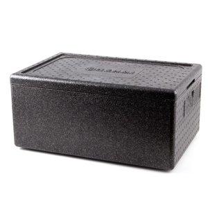 Hendi Thermobox | 80 Liter | Met Handgrepen | 685x485x(H)360mm