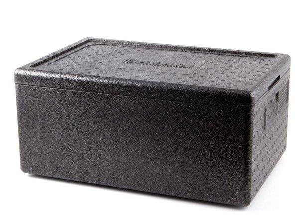 Hendi Thermobox   80 Liter   Mit Griffen   685x485x (H) 360mm