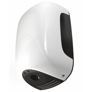 VAMA Händetrockner MINI - Super Compact - Trocknungszeit 13 sec - White ABS - 900W