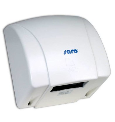 Saro Hand Dryer BASIC ECONOMY | Solid Aluminium | 12-15 sec | 1500W
