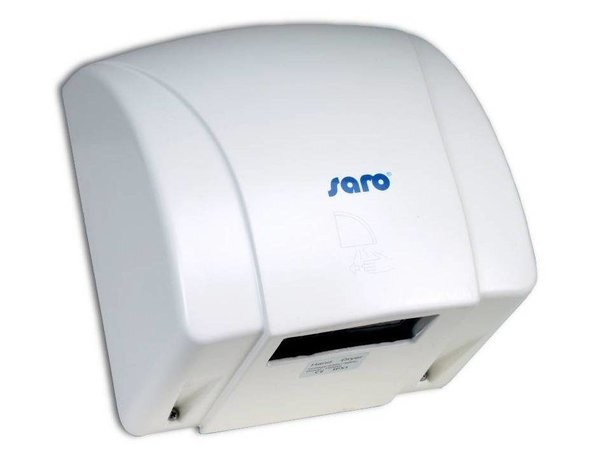 Saro Hand Dryer BASIC ECONOMY | Solid Aluminum | 12-15 sec | 1500W