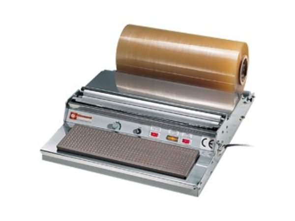 Diamond Foil Packing packing machine - 400mm roll