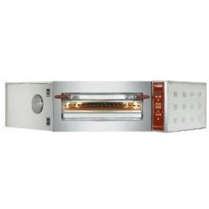 Diamond Corner Pizza Oven   8 Pizzas Ø35cm   400V   11,7kW   1420x1580x (H) 435mm