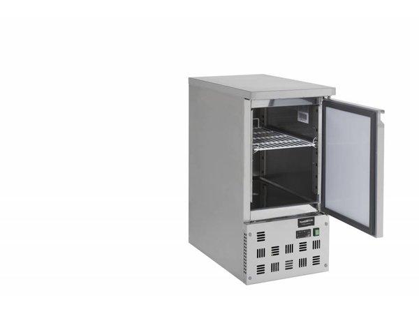 Combisteel Koelwerkbank - 1 Deur - 44x70x(h)87cm
