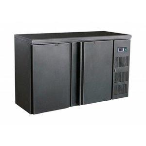 Combisteel Bar fridge Double Blind Door - 350 liters - 1460x510x (H) 860mm