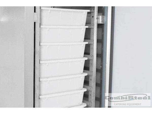 Combisteel Kühlschrank inkl Laden 60x40 - 68x80x (h) 201cm