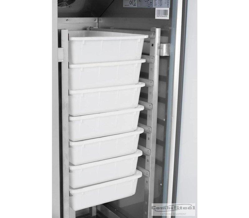 Combisteel Koelkast Incl Laden 60x40 - 68x80x(h)201cm