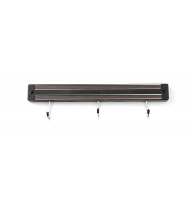 Hendi Messer Magnet schwarz 300 mm - PP