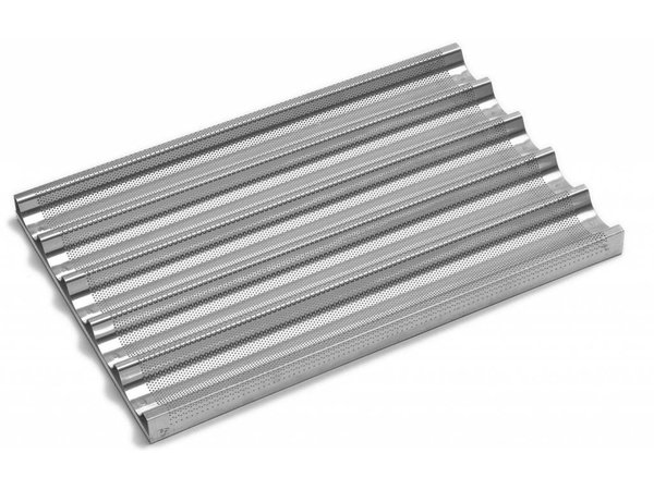 Hendi Tray for Baguette   Perforated   600x400mm