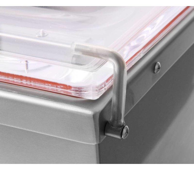 Hendi Kammer Vakuum-Verpackungsmaschine - Dichtung um 350 mm