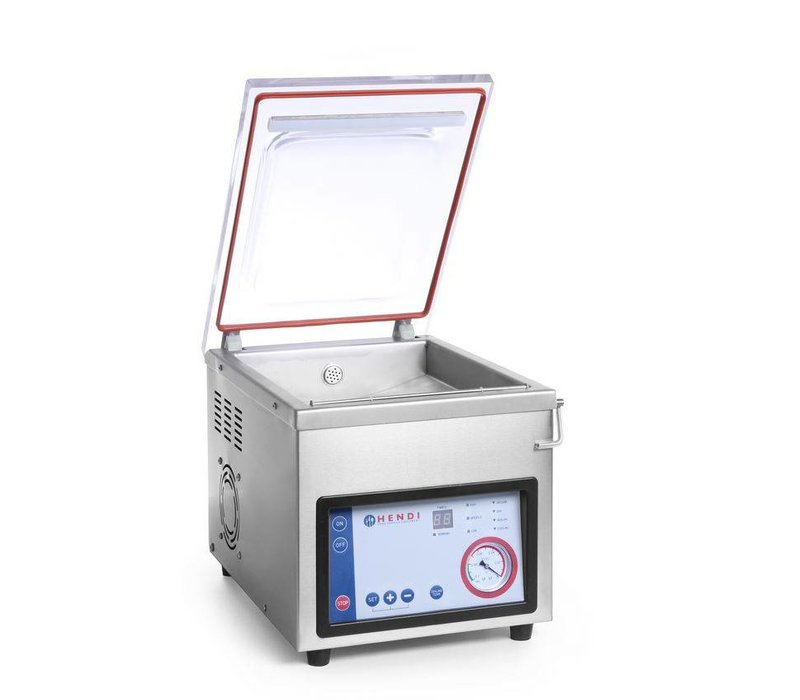 Hendi Kammer Vakuum-Verpackungsmaschine - Dichtung um 300 mm