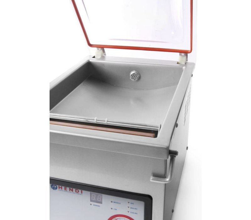 Hendi Chamber vacuum packaging machine - Seal About 260mm