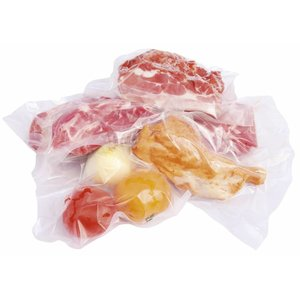 Hendi Vacuum Packaging Bags - 140x200mm - 100 Pieces
