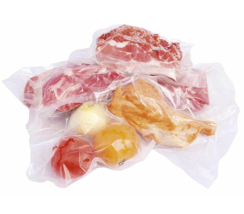 Hendi Vacuum Packaging Bags - 140x200mm - 100 Pieces