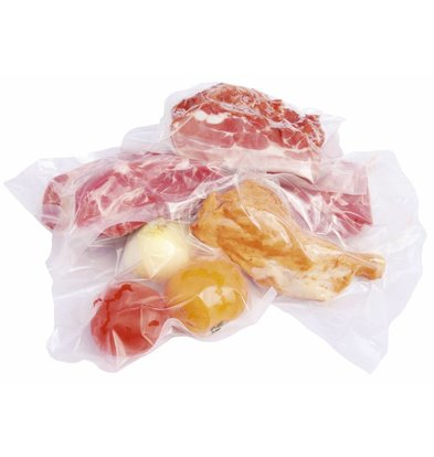 Hendi Vacuum Packaging Bags - 300x400mm - 100 Pieces