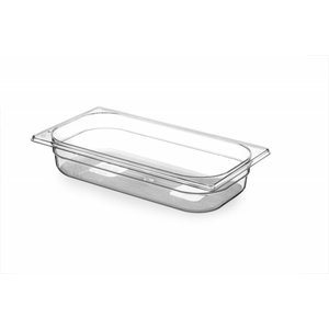 Hendi Gastronormbak 1/3 - 65 mm - BPA-frei Tritan