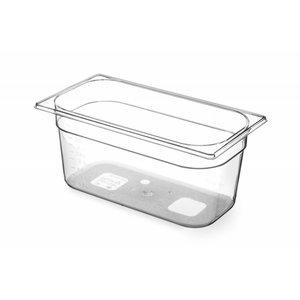 Hendi Gastronormbak 1/3 - 150 mm - BPA-free Tritan
