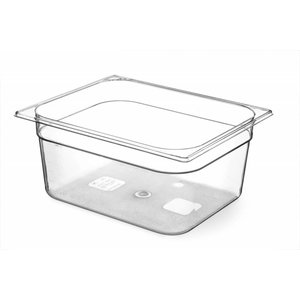 Hendi Gastronormbak 1/2 - 150 mm - Tritan BPA vrij