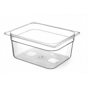 Hendi Gastronormbak half - 150 mm - BPA-free Tritan