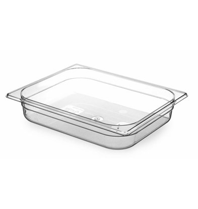 Hendi Gastronormbak 1/1 - 65 mm - BPA-free Tritan