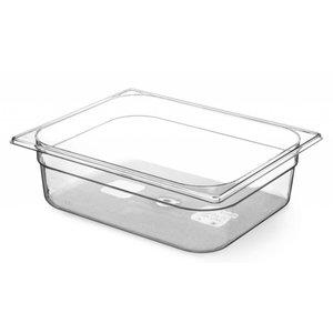 Hendi Gastronormbak 1/1 - 100 mm - BPA-free Tritan
