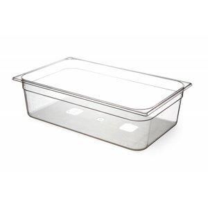 Hendi Gastronormbak 1/1 - 150 mm - BPA-free Tritan