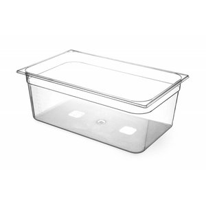 Hendi Gastronormbak 1/1 - 200 mm - BPA-frei Tritan