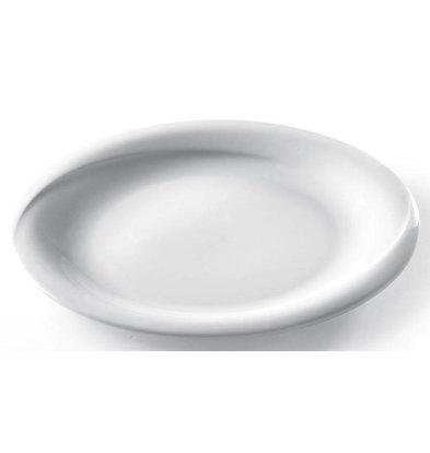 Hendi Bord - Plat - 170 mm - Porcelain - Exclusiv