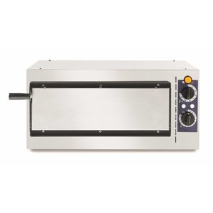 Hendi Pizzaoven Basic Enkel 40 | 1600W | 568x430x(H)280mm
