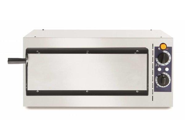 Hendi Pizza-Ofen Grund Nur 40   1600W   568x430x (H) 280mm