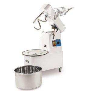 Hendi Dough Mixer with Removable Bowl - 32 Liter - dough 25 KG