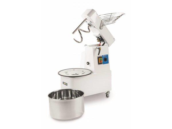 Hendi Teigknetmaschine mit abnehmbarer Schüssel - 20 Liter - Dough 17 KG