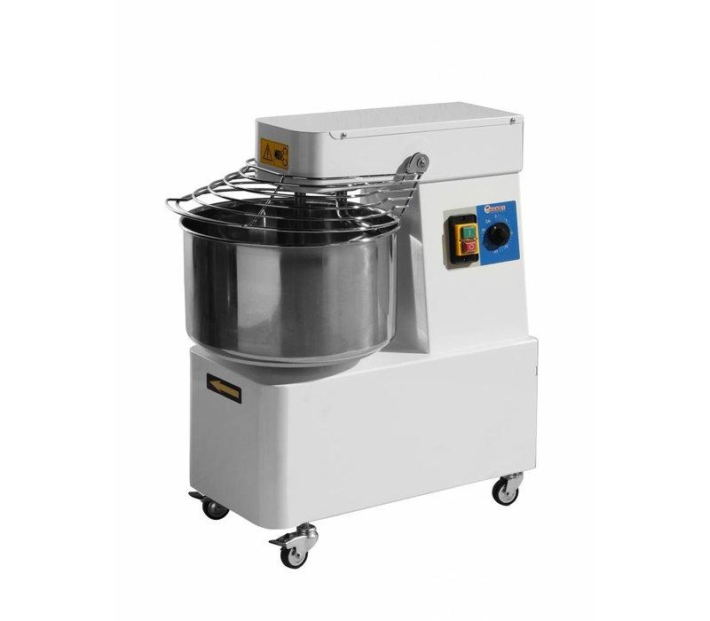 Hendi Dough Mixer with fixed bowl - 32 liters - Dough 25 KG