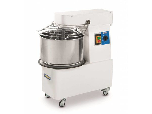 Hendi Dough Mixer with fixed bowl - 20 liters - Dough 17KG