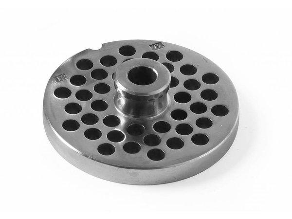 Hendi Plaat van 4,5 mm  Voor de Hendi Gehaktmolen | HE210802