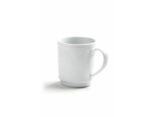 Hendi Becher - 300 ml - Porzellan - Saturn