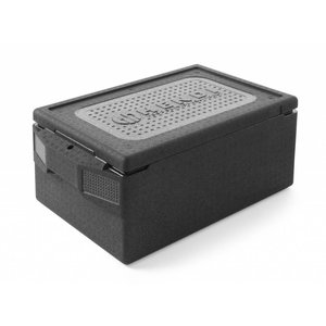 Hendi Thermobox EPP 1 / 1GN | Profi Line | -20 ° C to + 110 ° C | 674x400x (H) 287mm