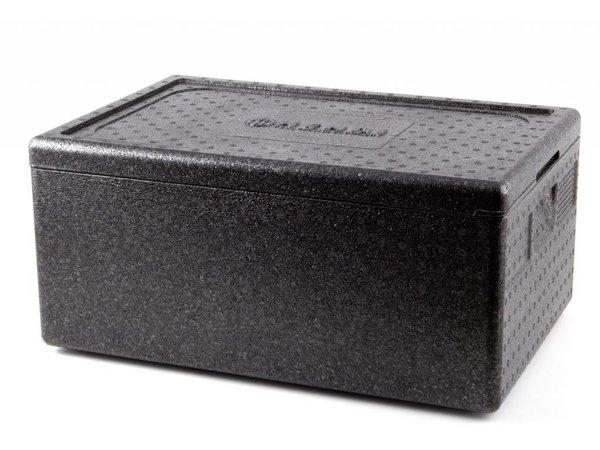 Hendi Thermobox 1/1GN | 46 Liter | -20°C tot +110°C | 600x400x(H)320mm