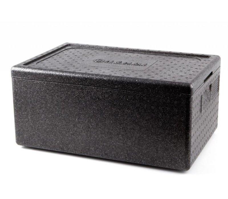 Hendi Thermobox 1 / 1GN | 46 Liter | -20 ° C to + 110 ° C | 600x400x (H) 320mm